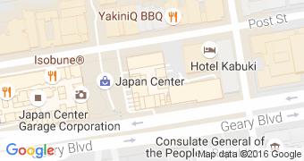 An Japanese Restaurant