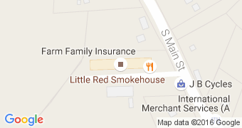 Little Red Smokehouse