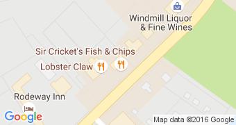 Sir Cricket's Fish & Chips