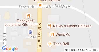 Kelley's Kickin Chickin