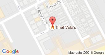 Chef Vola's
