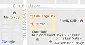 Del Yaqui