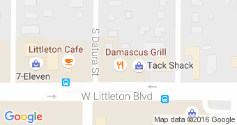 Damascus Grill