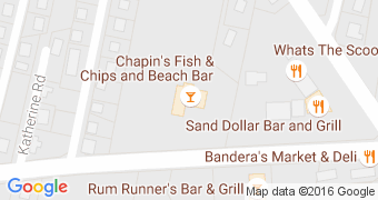 Chapin's Fish & Chips & Beach Bar
