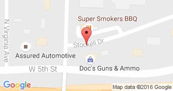 Super Smokers Bar-B-Que Eureka
