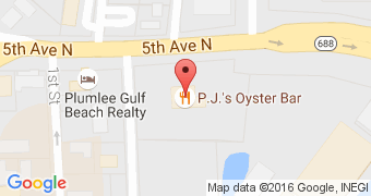 PJ's Oyster Bar