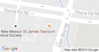 St. James Tearoom