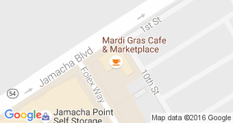 Mardi Gras Cafe & Marketplace