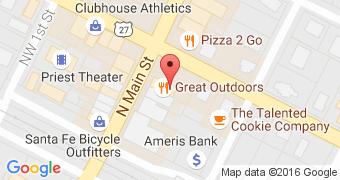 Great Outdoors Restaurant