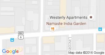 Namaste India Garden