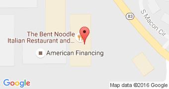 Luigi's Bent Noodle