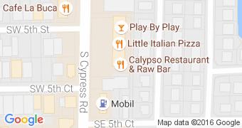 Calypso Restaurant & Raw Bar