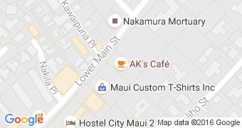 Ak's Cafe