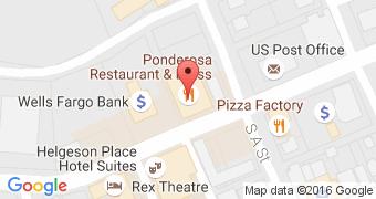 Ponderosa Restaurant and Brass Rail