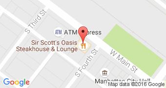Sir Scott's Oasis