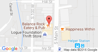 Balance Rock Eatery and Pub