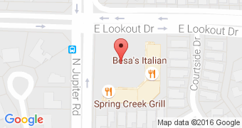 Besa's Pizza