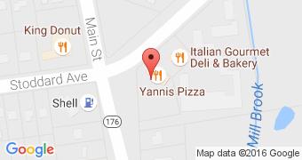 Yannis Pizza