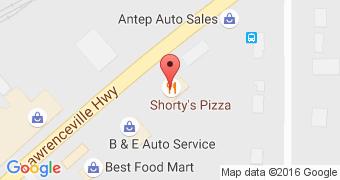 Shorty's Pizza - Tucker