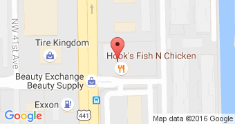 Hook's Fish & Chicken