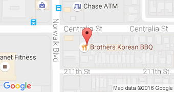 형제 Brothers Korean BBQ