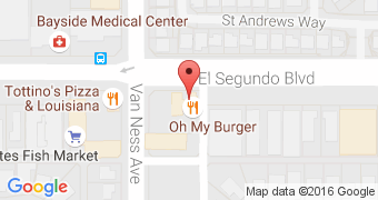 Oh My Burger!