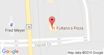 Fultano's Black Rock Pizza