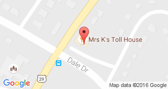Mrs. K's Restaurant & Barrel Bar