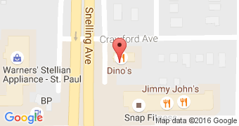 Dino's Gyros: The Greek Place