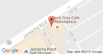 Mardi Gras Cafe & Cajun Market