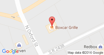 Boxcar Grille