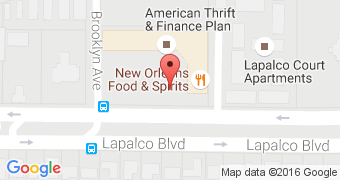 New Orleans Food and Spirits
