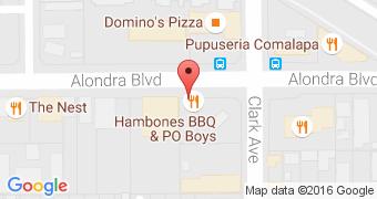 Hambone's BBQ and Po'Boy Sandwiches