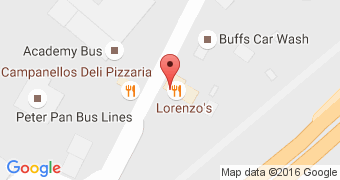 Lorenzo's Restaurant & Bar