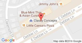 Blue Mint Thai & Asian Cuisine