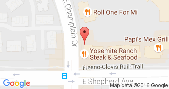 Yosemite Ranch Steak, Seafood & Roast House