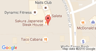 Sakura Japanese Steak House