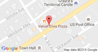 Velvet ELVIS Pizza Co