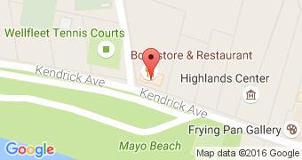 Bookstore & Restaurant