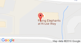 Flying Elephants @ Kruse Way