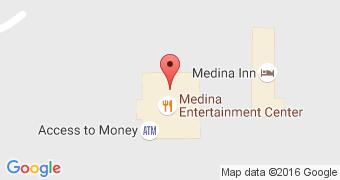 Medina Entertainment Center and Robert's Restaurant and Bar