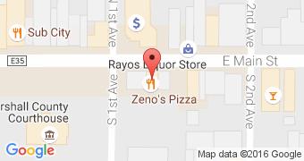 Zenos Pizza