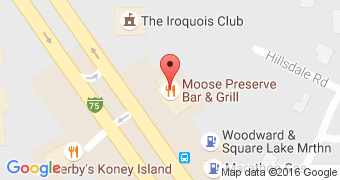 The Moose Preserve Bar & Grill