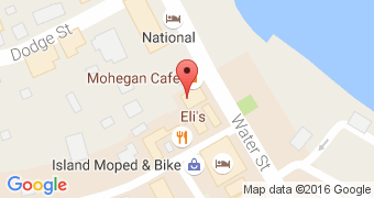 Mohegan Cafe & Brewery