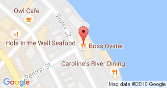 Boss Oyster