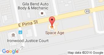 Space Age Restaurant