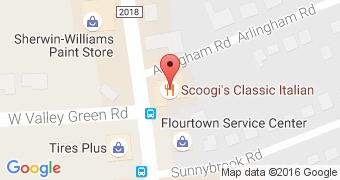 Scoogi's Classic Italian Incorporated