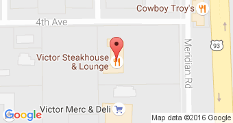Victor Steakhouse and Lounge