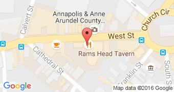 Rams Head Tavern - Annapolis