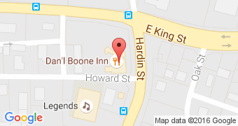 Dan'l Boone Inn Restaurant